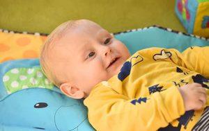 Babies at Lodge Day Nursery